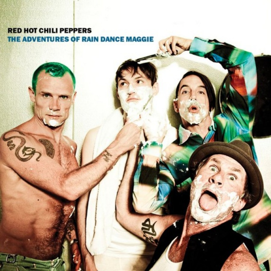 Damien Hirst & Red Hot Chili Peppers