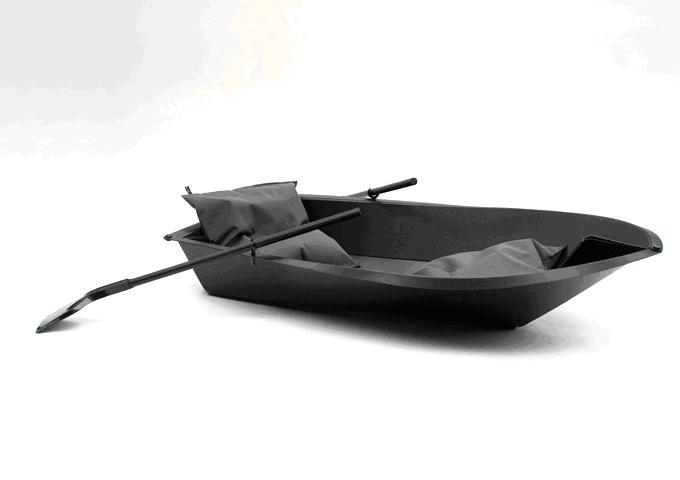 Fold, fold, fold a boat…