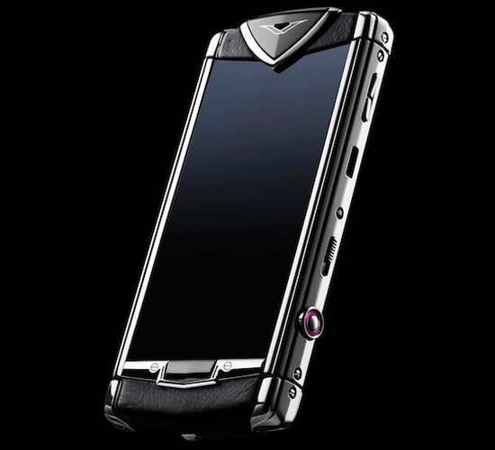 Don't touch my Vertu!