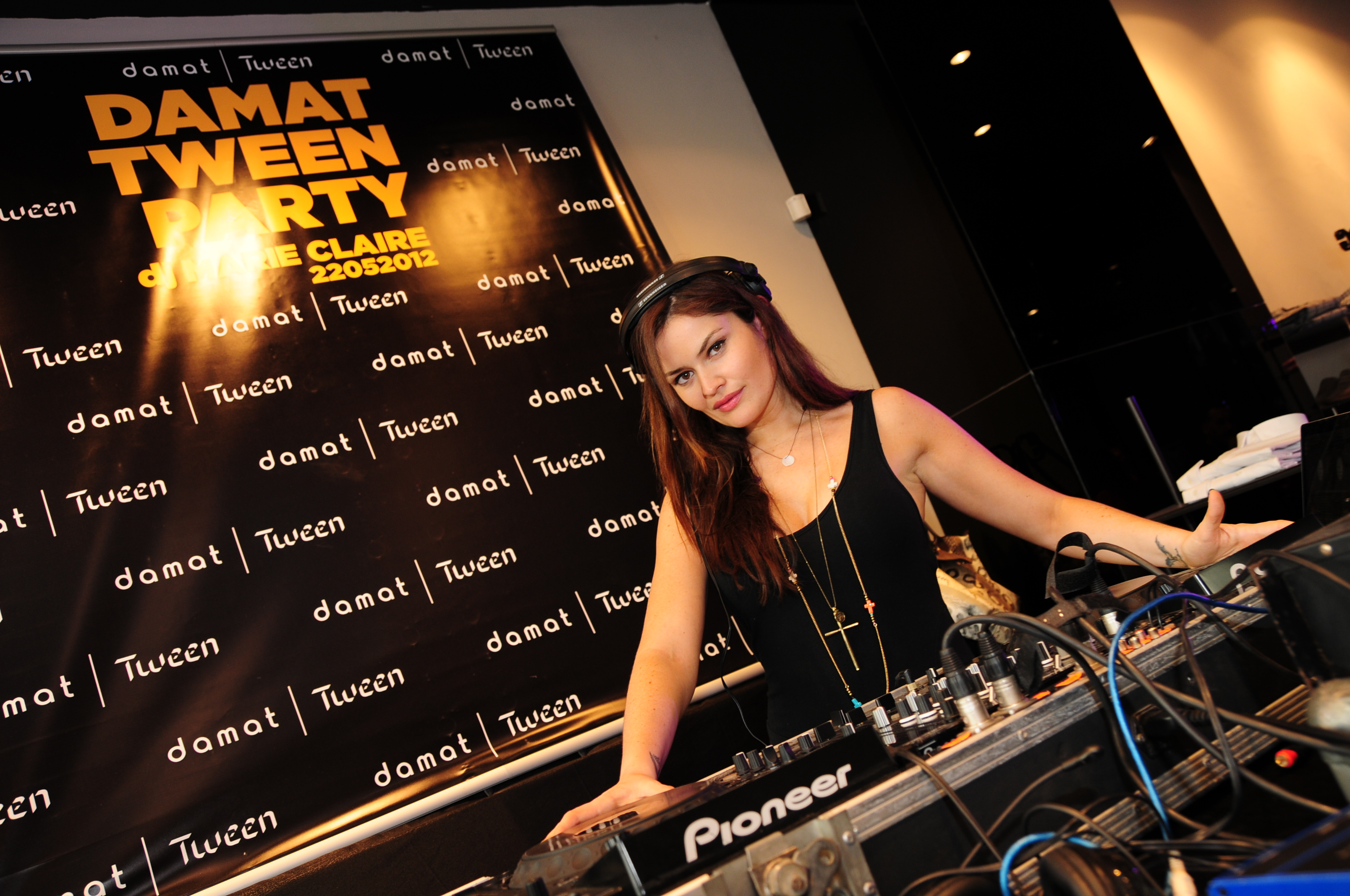 DJ MarieClaire: Damat Tween is ´IN-THE-MIX´