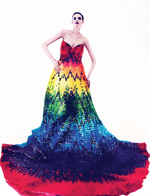 The Gummybear dress.
