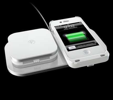 Charging wirelessly with Jay-Z´s