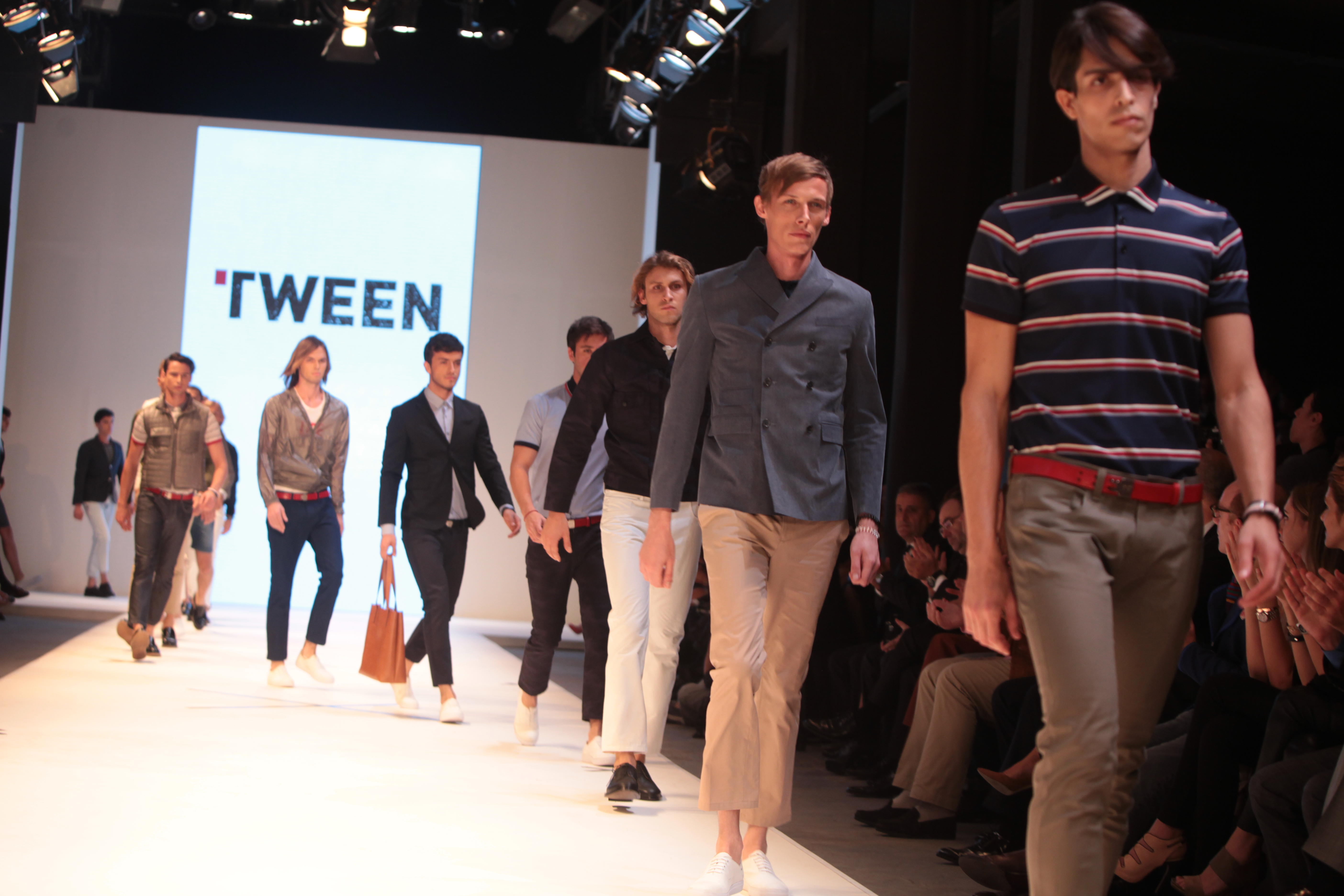 Istanbul Fashion Week with the new 'Tween.